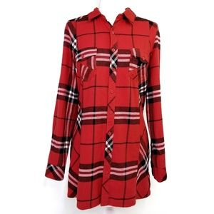 Volcom Flannel Mini Dress/Tunic  VGC